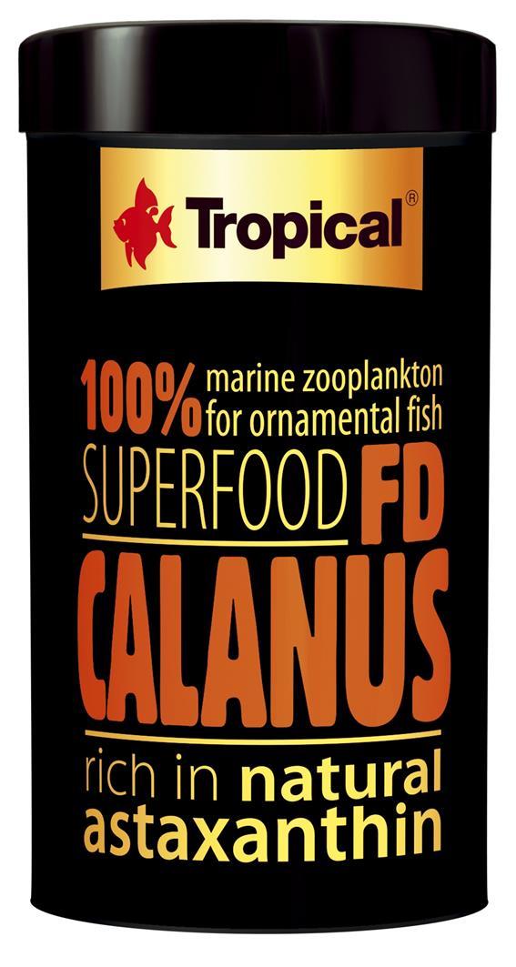 FD CALANUS: 100% zooplanktonu morskiego dla ryb ozdobnych