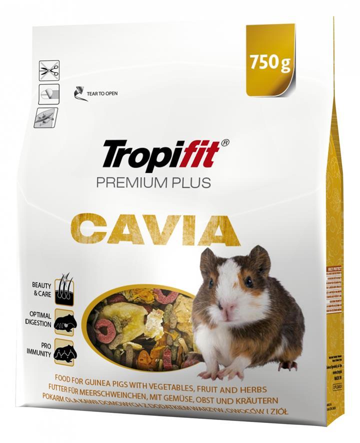 TROPIFIT PREMIUM PLUS CAVIA