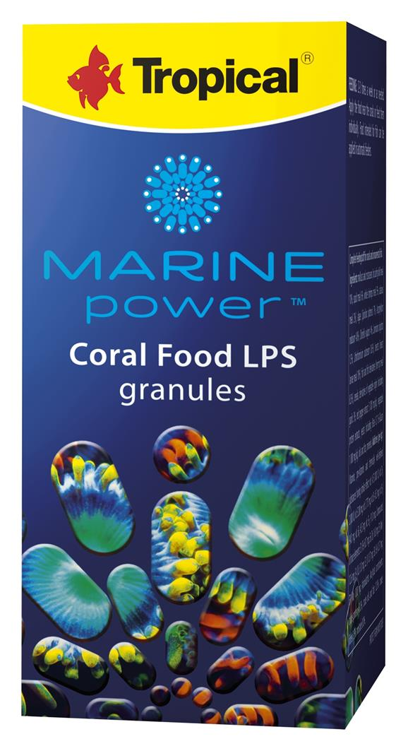 MARINE POWER CORAL FOOD LPS GRANULAT