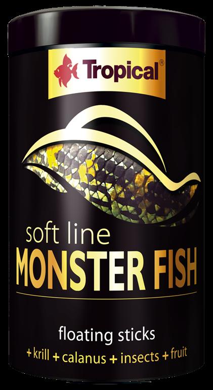 Soft Line Monster Fish