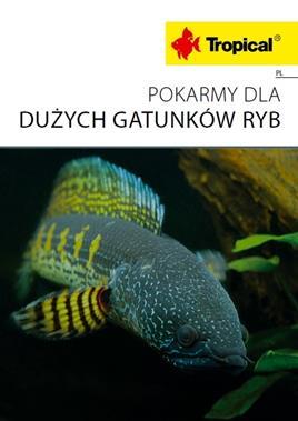 Monster Fish - pokarmy dla dużych gatunków ryb