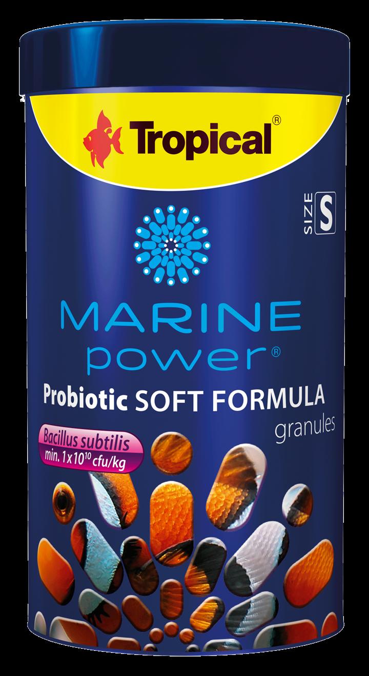 Marine Power Probiotic Soft Formula S