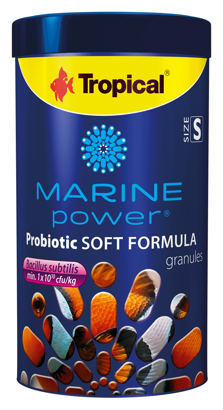 MARINE POWER PROBIOTIC SOFT FORMULA size S