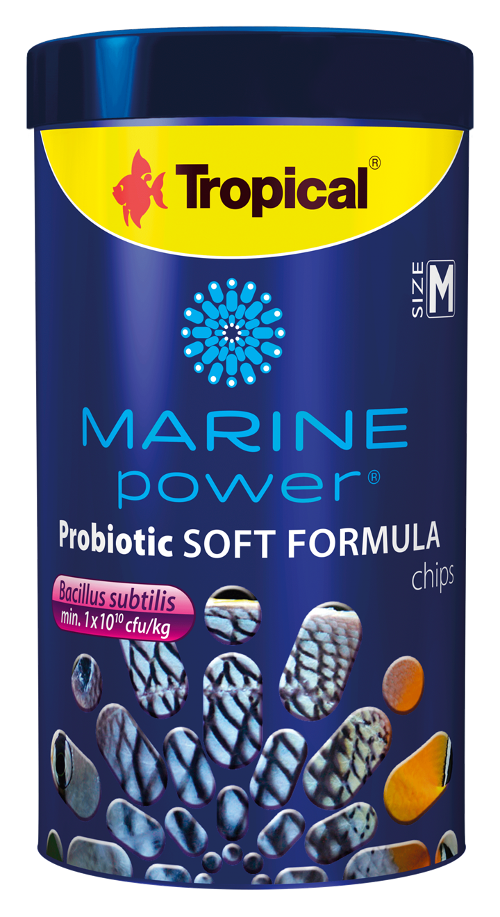 MARINE POWER PROBIOTIC SOFT FORMULA size M
