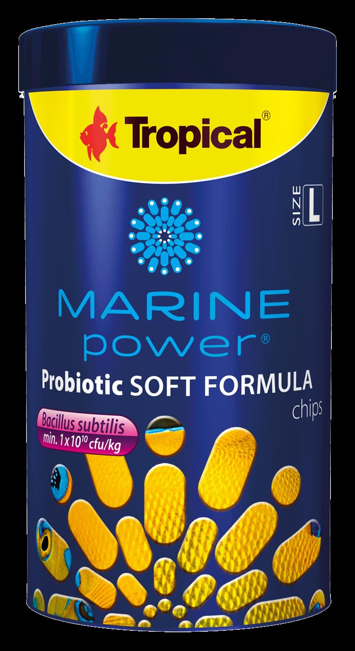 MARINE POWER PROBIOTIC SOFT FORMULA size L