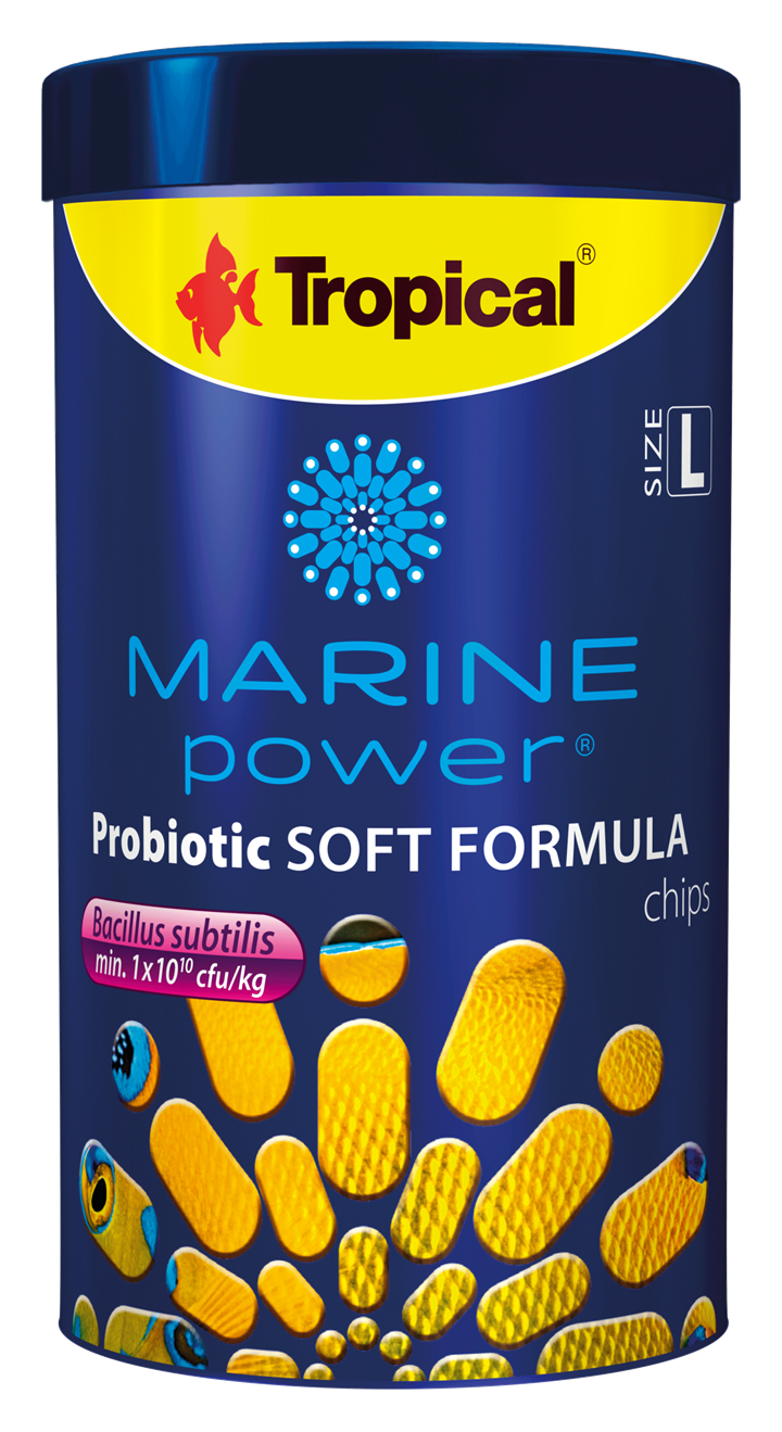 Marine Power Probiotic Soft Formula L