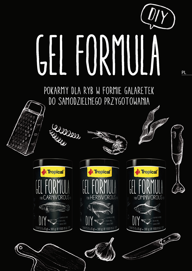 Ulotka - Gel Formula 2018 - PL