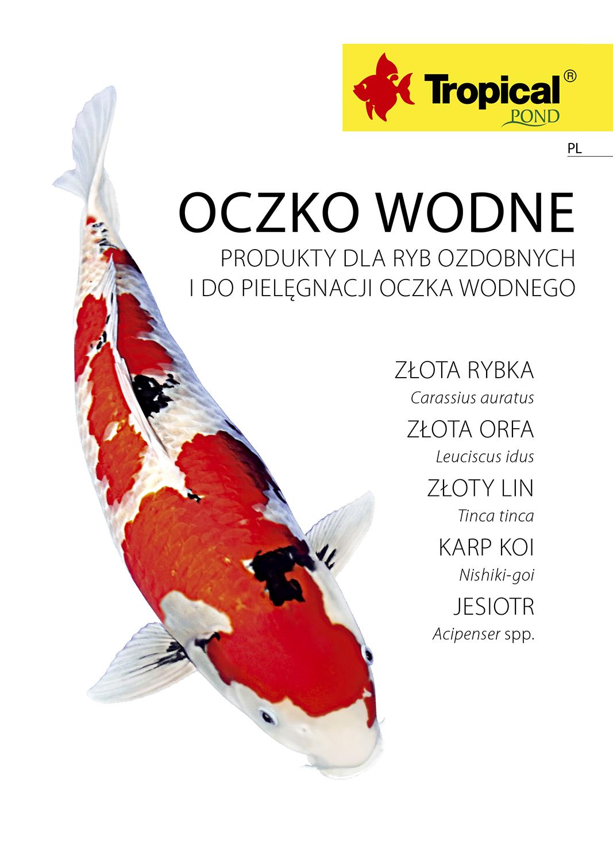 Ulotka - TROPICAL Pond 2018 - PL