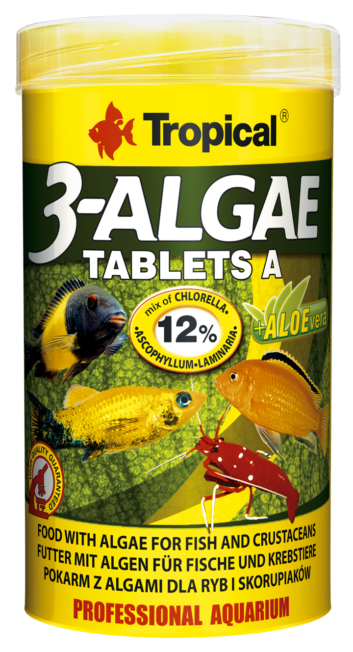 3-ALGAE TABLETS A
