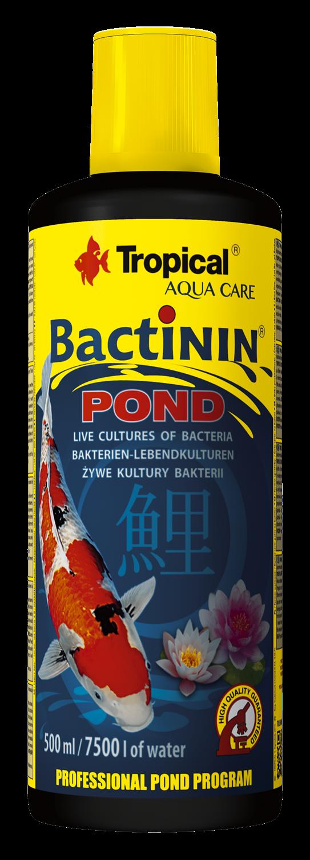 Bactinin Pond