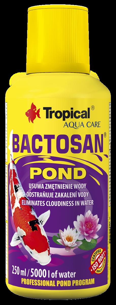 BACTOSAN POND