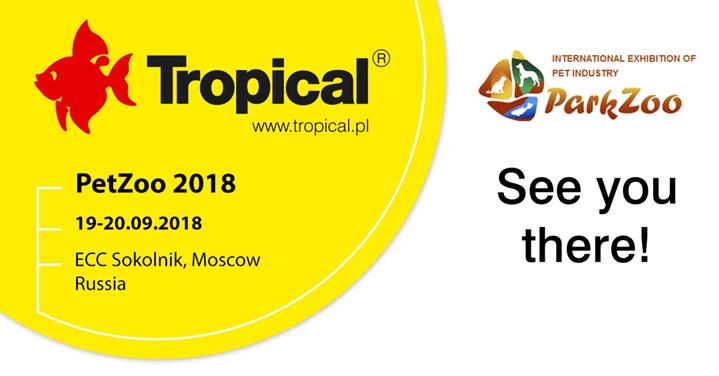 Tropical na targach ParkZoo w Moskwie