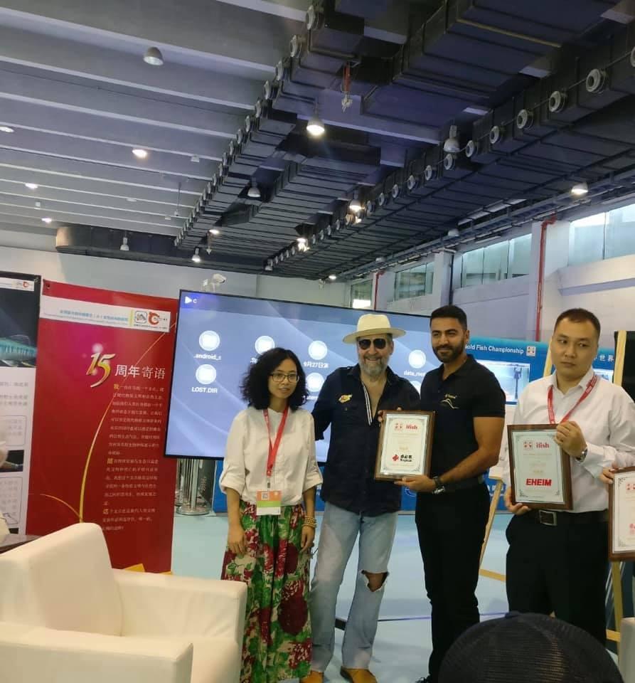 Tropical sponsorem Pierwszego Konkursu Akwariów Biotopowych podczas CIPS 2018