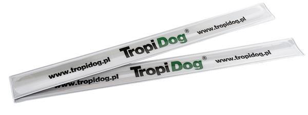 Opaska odblaskowa TropiDog