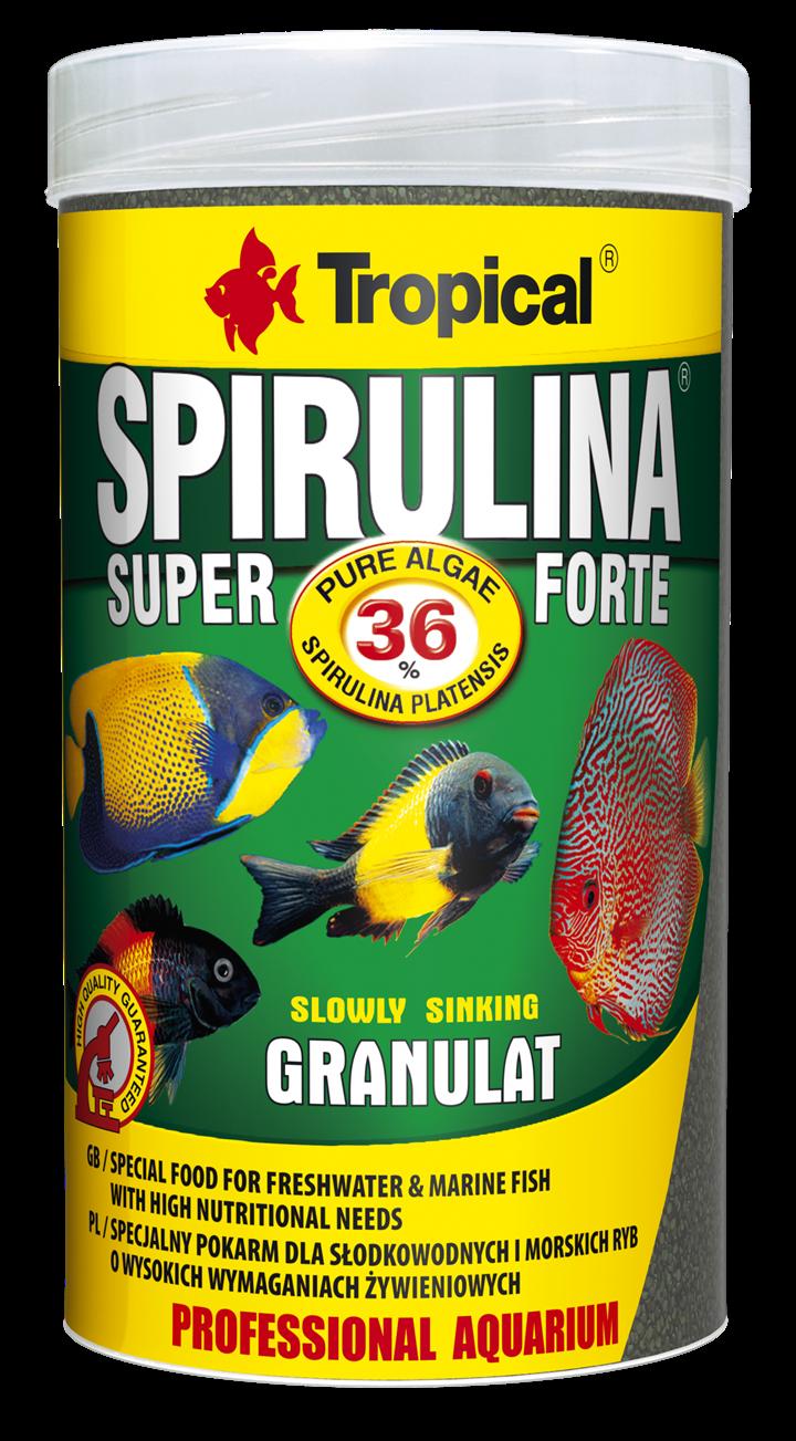 SUPER SPIRULINA FORTE GRANULAT