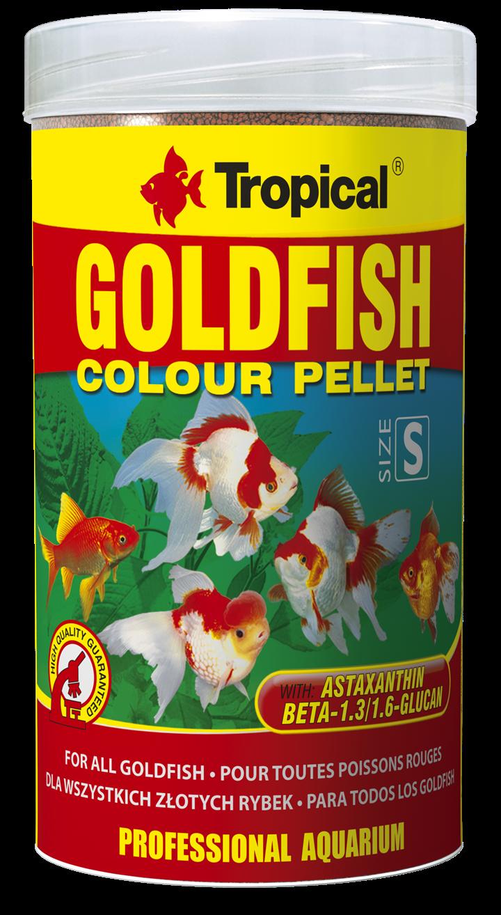 GOLDFISH COLOUR PELLET