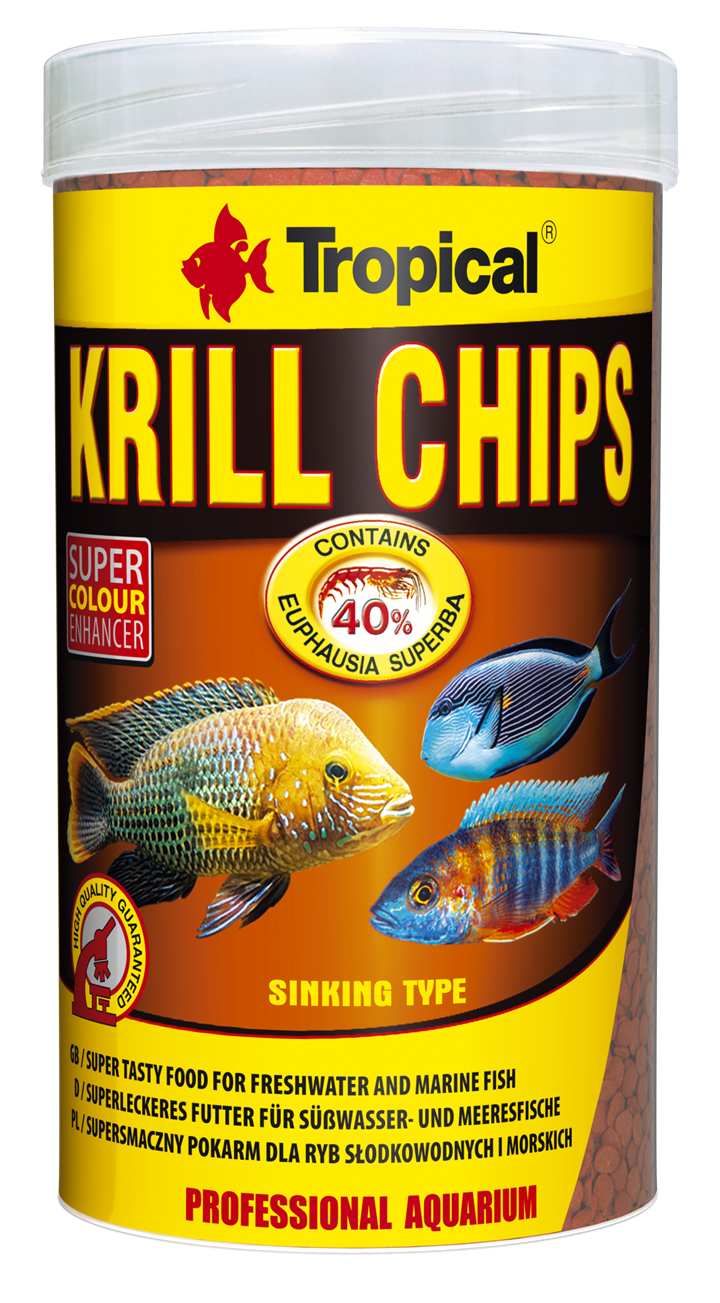 KRILL CHIPS