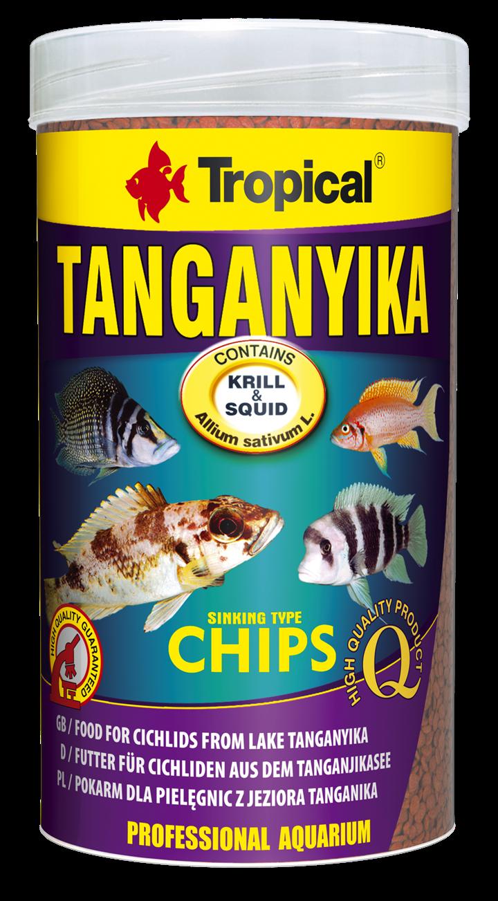 TANGANYIKA CHIPS