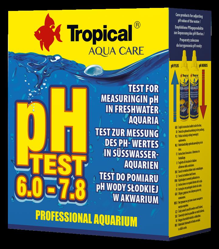 TEST PH 6.0-7.8