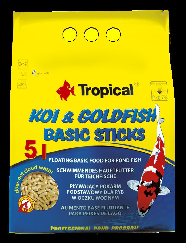 Koi & Goldfish Basic Sticks