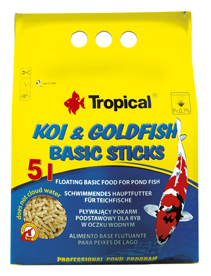 KOI&GOLDFISH BASIC STICKS
