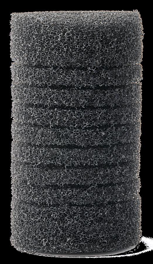 Filter medium PU-F30 / okrągły czarny /