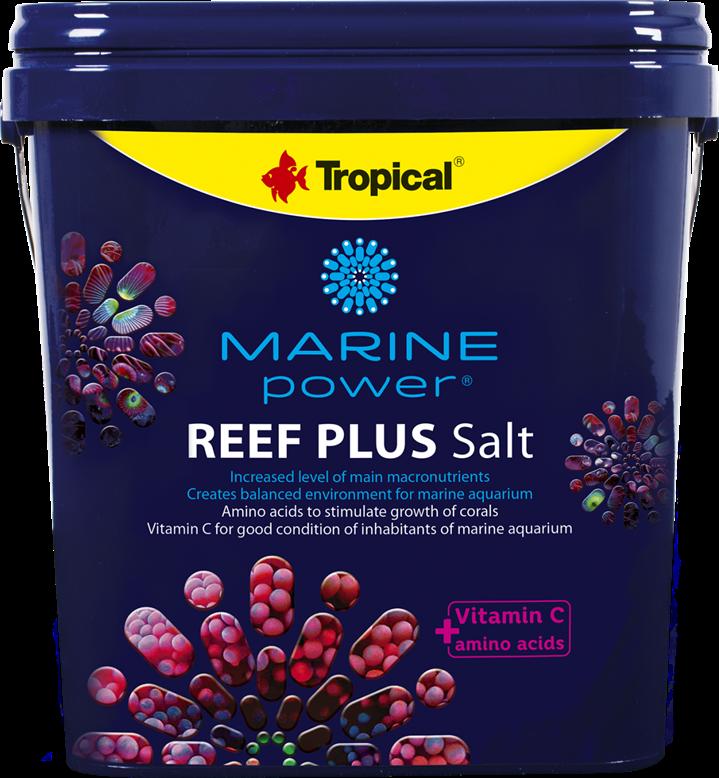 MARINE POWER REEF PLUS SALT