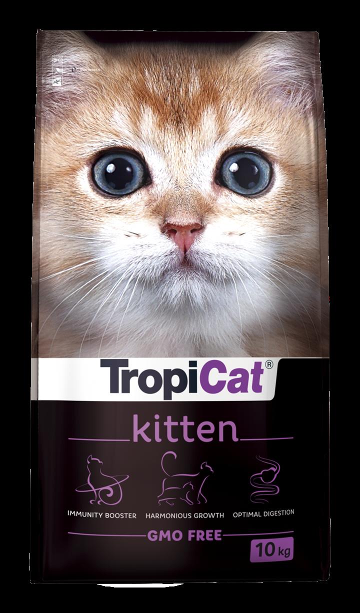 TropiCat Premium Kitten