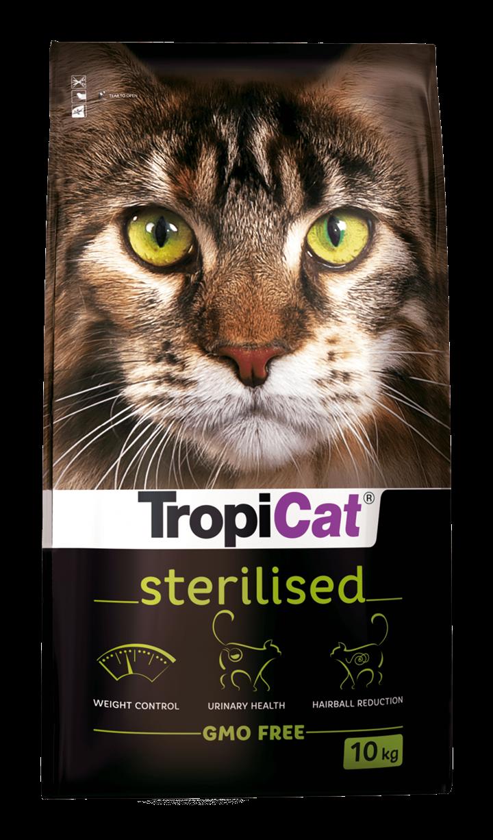 TropiCat Premium Sterilised