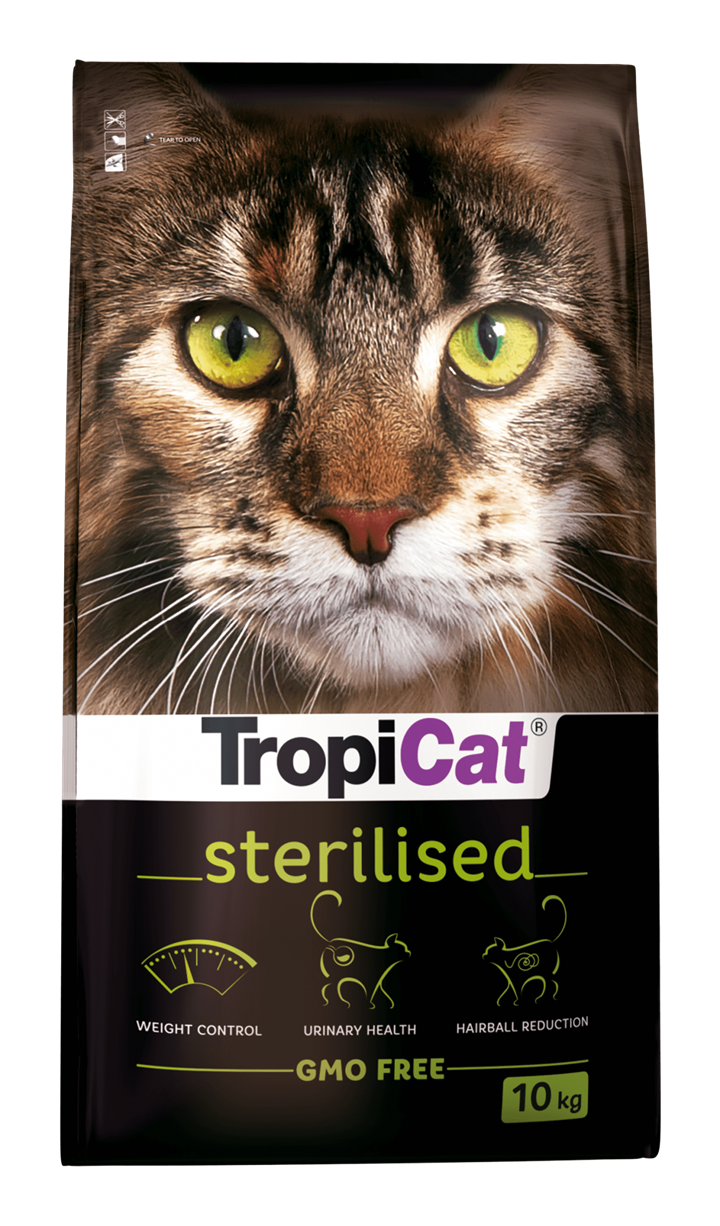 TropiCat Premium Sterilised