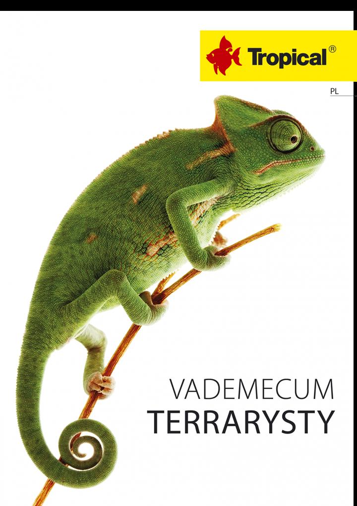 Ulotka - TROPICAL Terrarium 2018 - PL