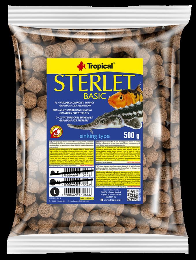 Sterlet Basic Size L