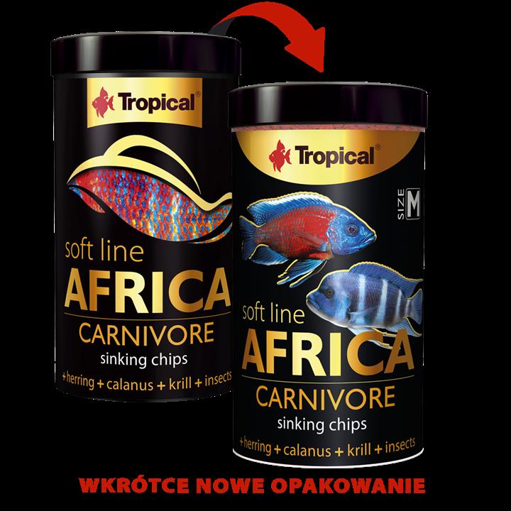 Soft Line Africa Carnivore M