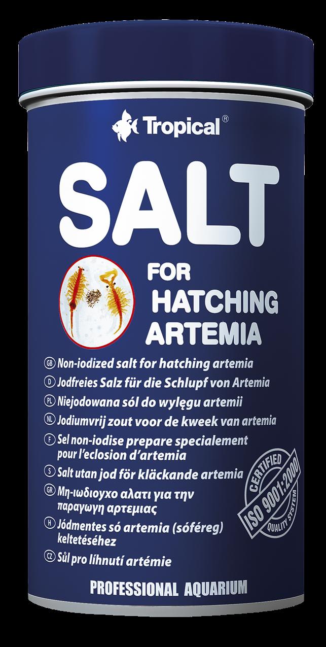 Sól do wylęgania artemii