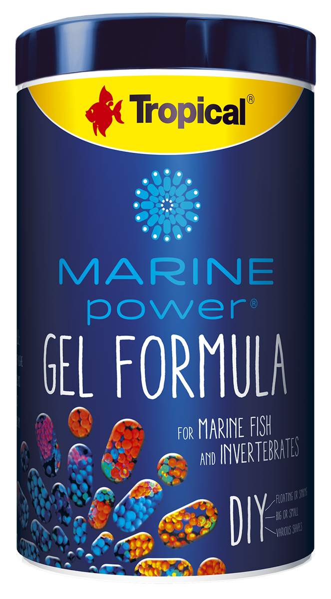 Marine Power Gel Formula