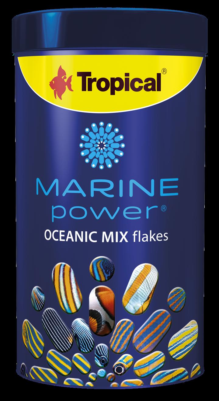 Marine Power Oceanic Mix Flakes