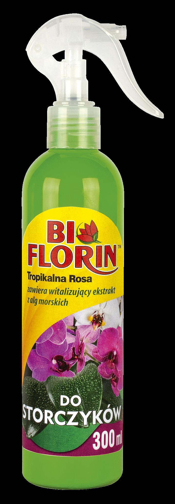 Tropikalna rosa do storczyków