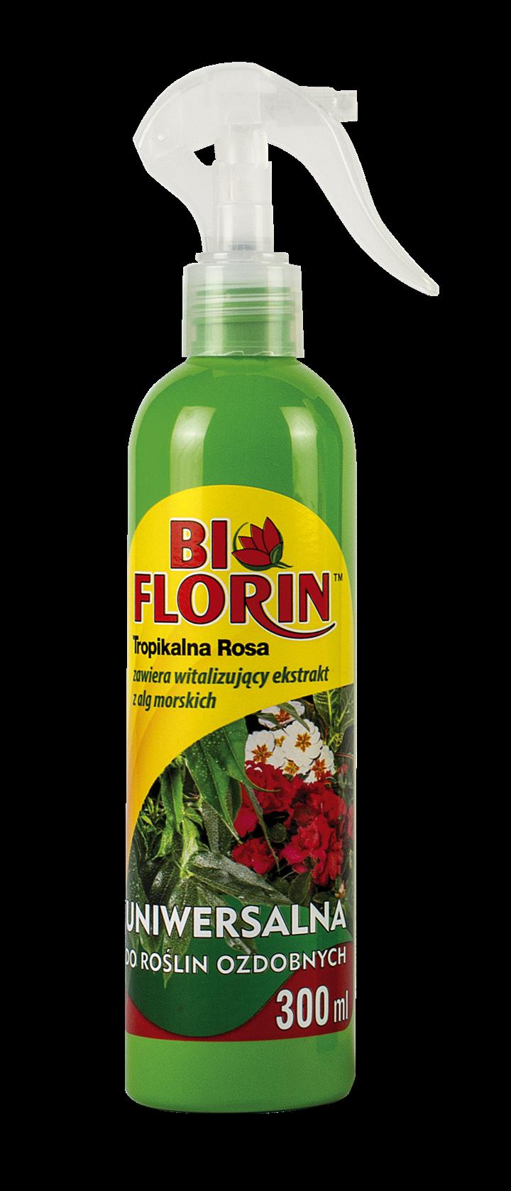 Tropikalna rosa uniwersalna do roślin ozdobnych