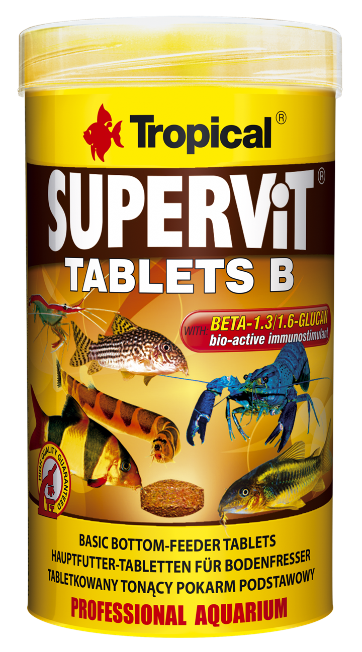 Supervit Tablets B