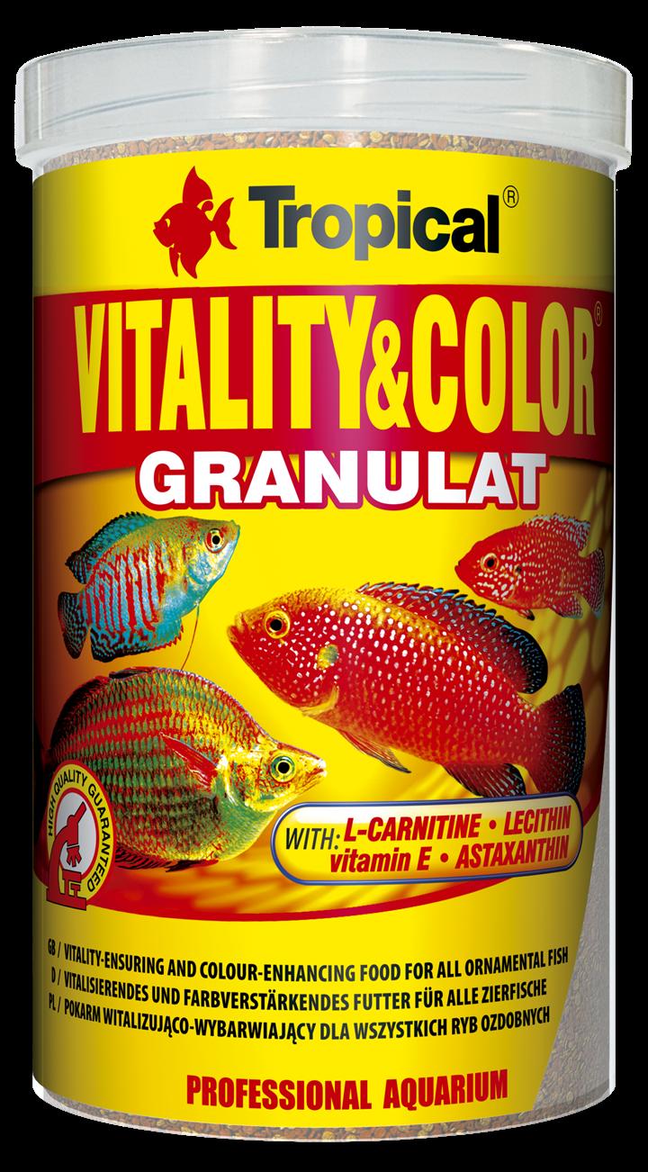 Vitality & Color Granulat
