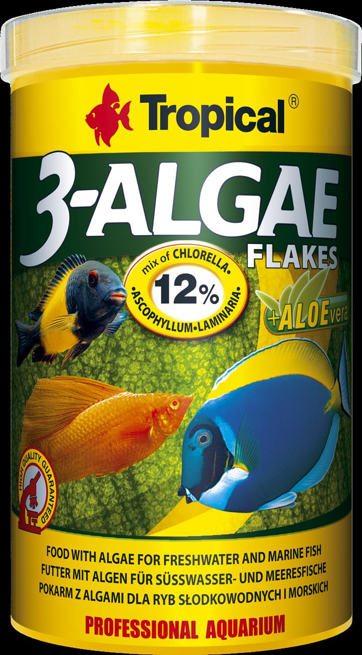 3-Algae Flakes