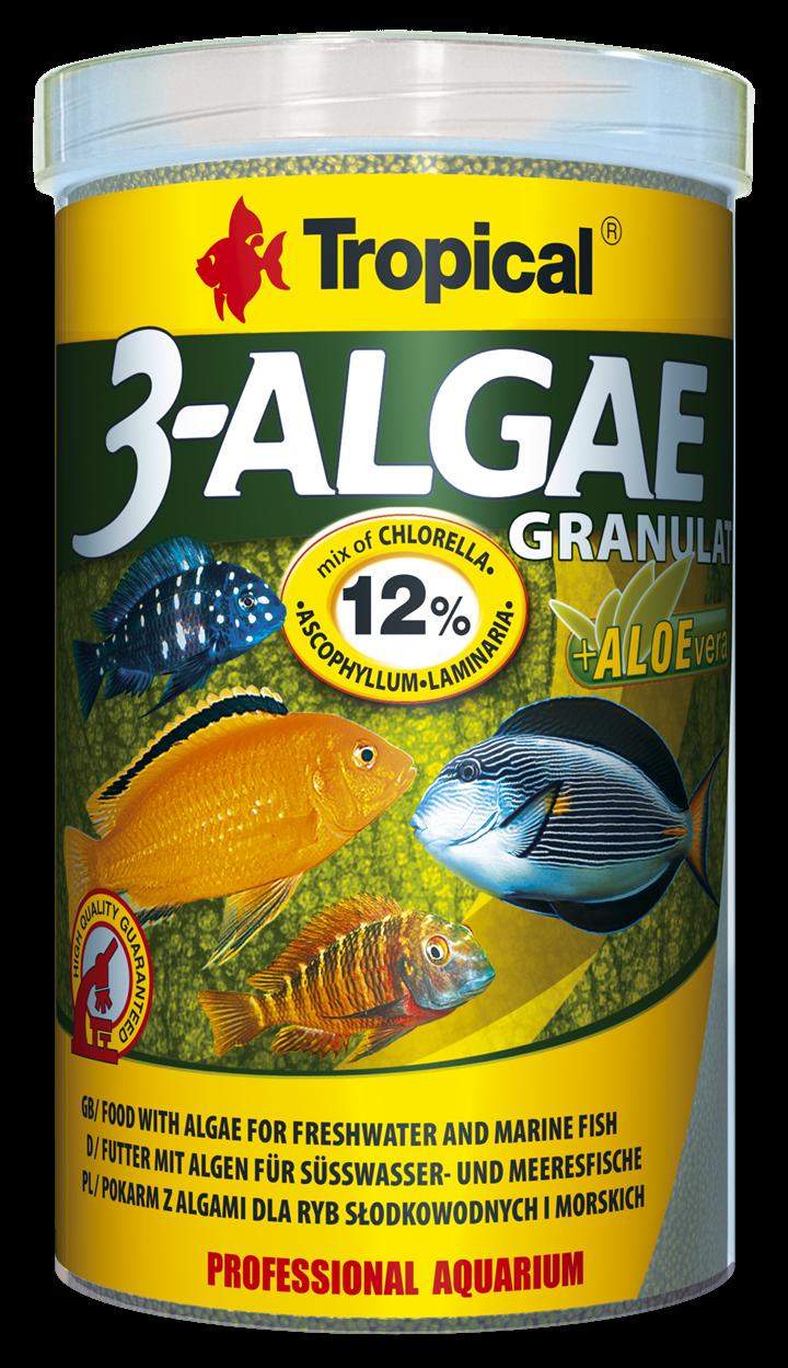 3-Algae Granulat