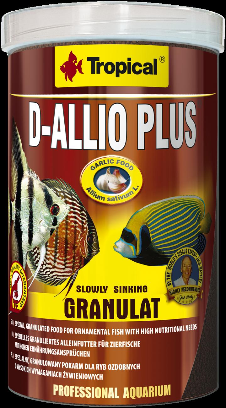 D-Allio Plus Granulat
