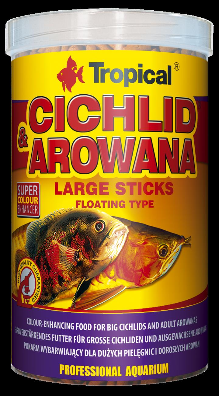 Cichlid & Arowana Large Sticks