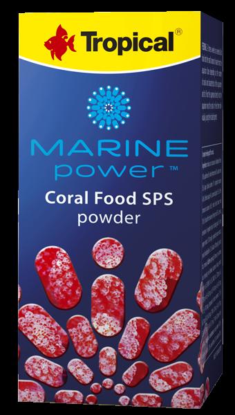 Marine Power Coral Food SPS Powder