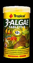 3-ALGAE TABLETS B