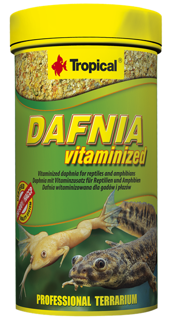 DAFNIA VITAMINIZED