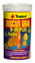TROPICAL DISCUS GRAN D-50 PLUS BABY