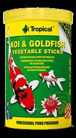 KOI&GOLDFISH VEGETABLE STICKS