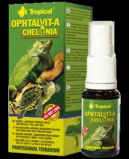 Ophtalvit-A Chelonia